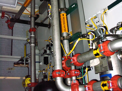 Pipefitting and Steamfitting, Michican, U.S.A